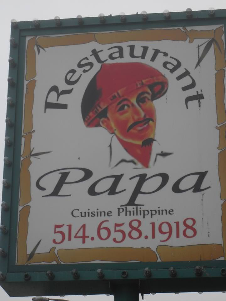 restaurant papas