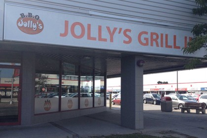 Jolly's Grill In