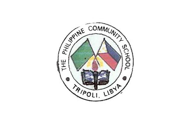 Philippine Community School in Tripoli