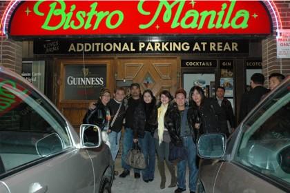 Bistro Manila