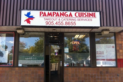Pampanga Cuisine