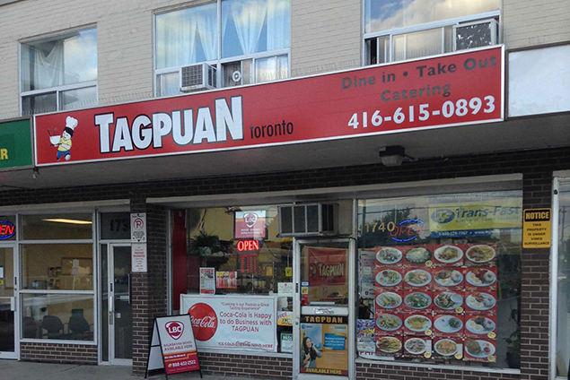 Tagpuan Restaurant
