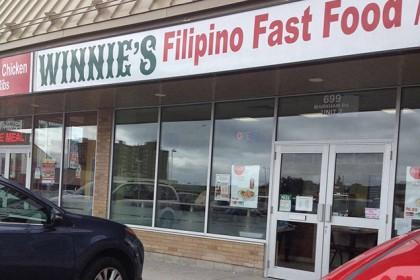 Winnies Filipino Fast Food