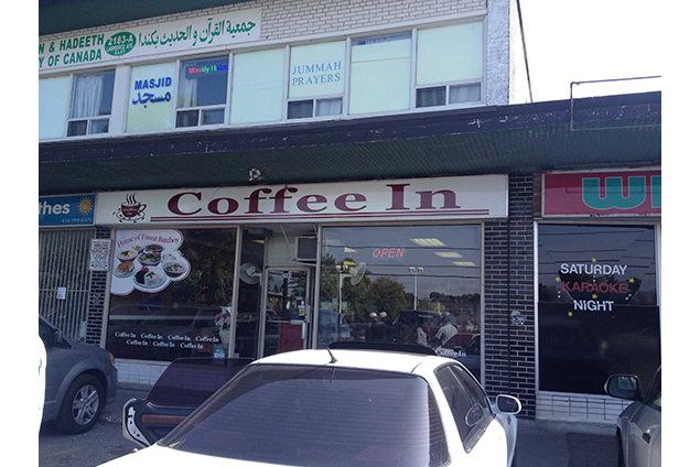 Coffee In