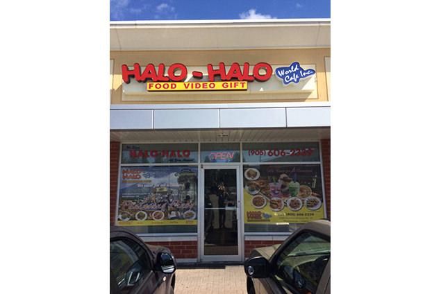 HALO HALO World Cafe Inc