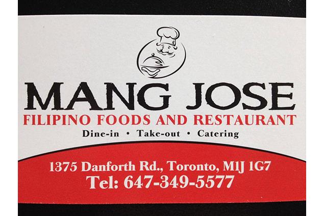 Mang Jose