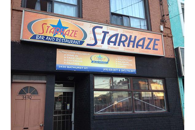 Starhaze Bar and Restaurant