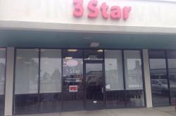 3 Star Restaurant Front Store