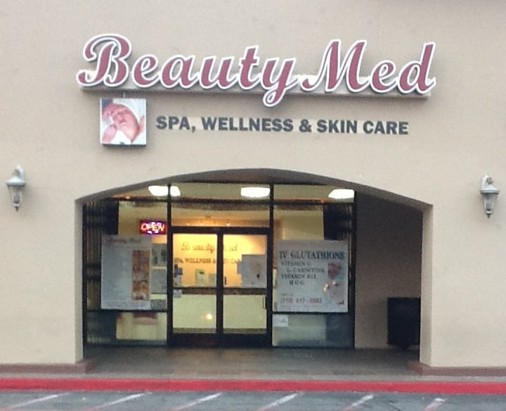 Beauty Med Front Store